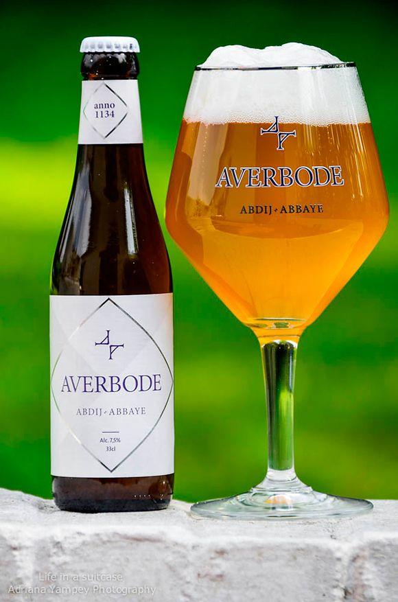 Belgian Beer & Cheese at Averbode Abbey in Flanders, Belgium