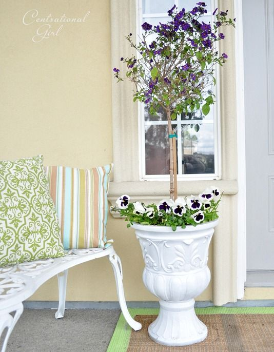 Major Spring Inspiration: Striking Spring Doors, Porches, And Entryways.