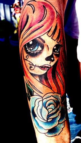 21 best images about voodoo day of the dead tattoos ink for Georgetown tattoo shops
