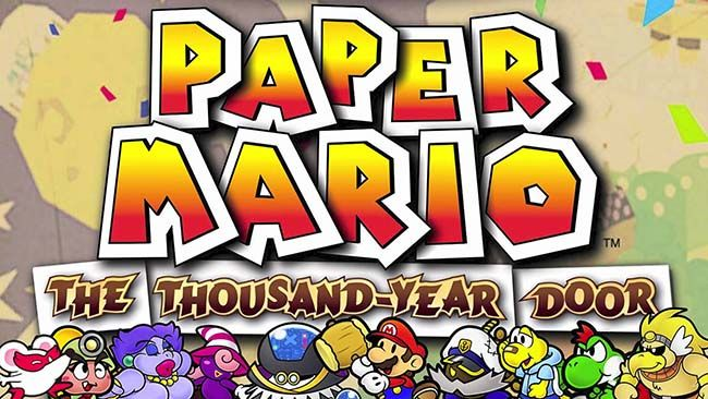 where to download paper mario the thousand year door rom