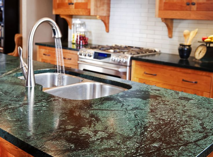 Saratoga Soapstone Countertops Are Unique And Gorgeous! They Were Used In A  Recent Episode Of