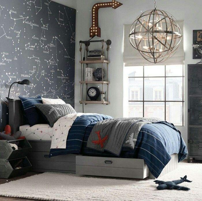 Комната для мальчика