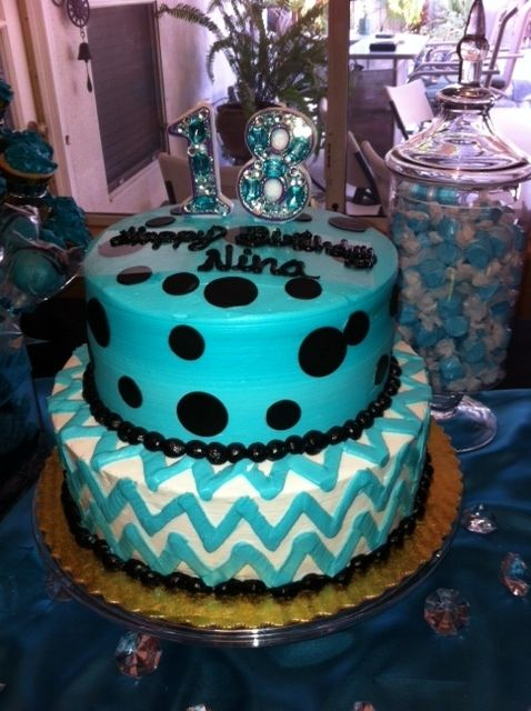 55 best 18th birthday cakes images on pinterest for 18th birthday cake decoration ideas