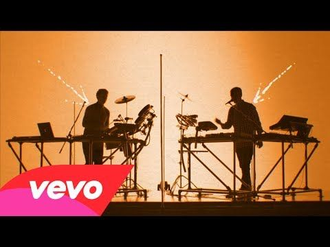 Ace vocals from MJB and a brilliant tune, but love the animation used over the live footage   ▶ Disclosure - F For You ft. Mary J. Blige - YouTube