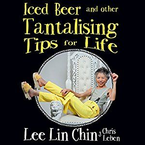 SBS newsreader and Gold Logie winner, Lee Lin Chin shares her views on all the important topics, from acceptable careers to her favourite cocktail recipe in 'Iced Beer and Other Tantalising Tips for Life'.
