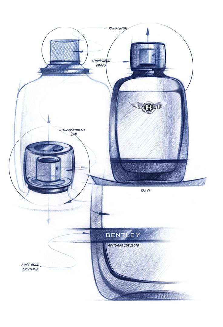 #bentley #perfume #eaudetoilette #eaudecologne #men #arnage #sketch #productdesign #luxury #mulsanne #industrialdesign #design #pencil #product