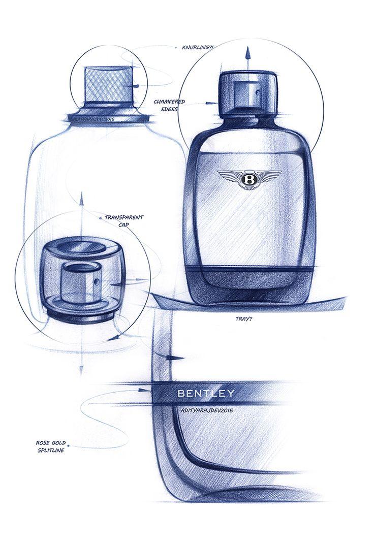 #bentley #perfume #eaudetoilette #eaudecologne #sketch