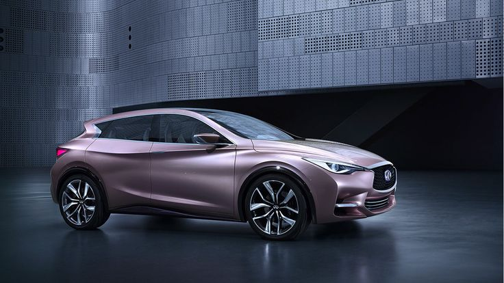 Infinti releases first pictures of Q30 | 30Npire