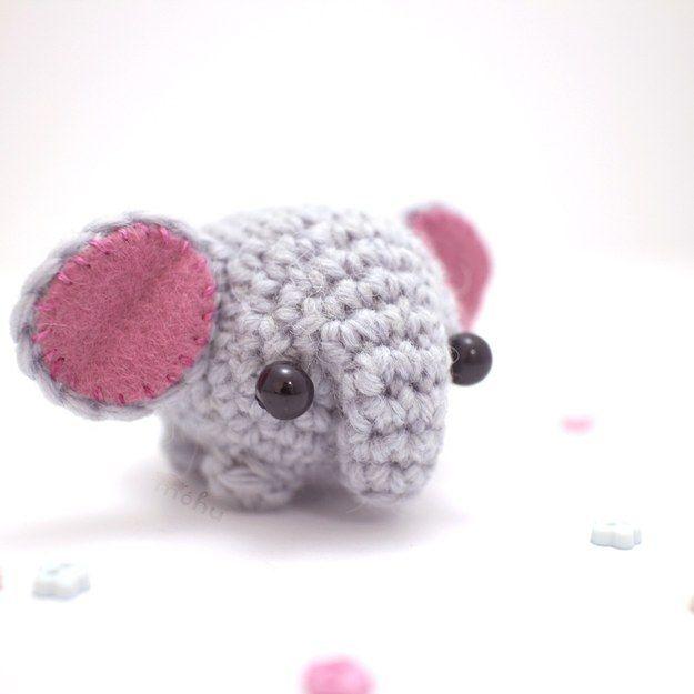 Adorable DIY Baby Elephant | Arts & Crafts