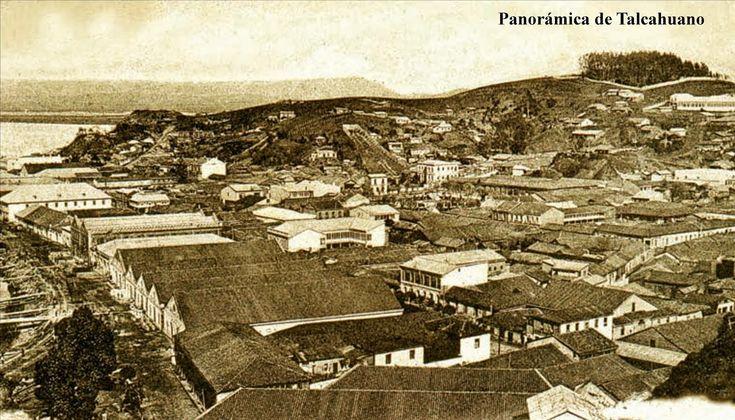 Talcahuano y Penco