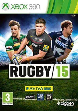 Rugby 15 for Xbox 360