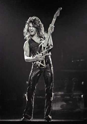 Eddie Van Halen-Van Halen.........
