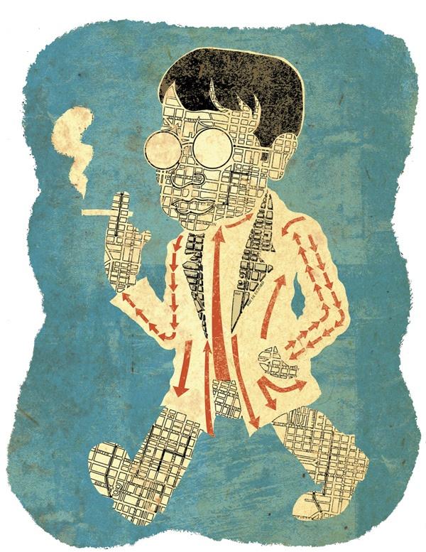 Manuel Gómez Burns on Art-Latino.com
