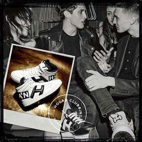 #HOGAN's stylish and electric energy. Men's Hi-Top H242 #sneakers with maxi logo. #HOGANClub #HOGANClubbingAt #shoes #photography #blackandwhite #sexyguy #model #ootd #outfitoftheday #lookoftheday #likeforfollow #fashion #fashiongram #style #love #beautiful #vintage #onlineshop #sale #wiw #mylook #fashionista #instastyle #instafashion #outfitpost #fashionpost #fashiondiaries #contreboutiques  Shop at www.contre.it