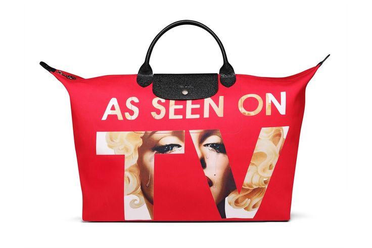ジェレミー スコット フォー ロンシャンの新作バッグが登場