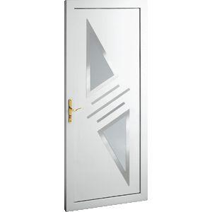 Porte Du0027entrée PVC