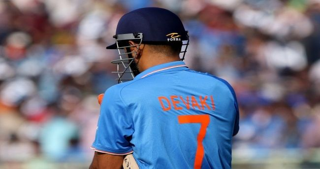 Talismanic Mahendra Singh Dhoni stumped every cricket fan on Wednesday when he informed the Board of Control for Cricket in India (BCCI) that he is stepping down as the skipper of India's One-Day International (ODI) and T20 International sides, ending a trophy-filled era.