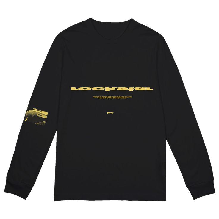 Rockstar Graphic LS Tee – Post Malone Shop