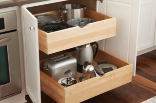 Schuler Cabinets | Food and Pantry at Lowes, what we need for kitchen