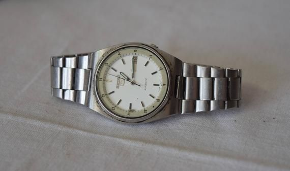 Vintage Seiko Watch, Seiko 7009 316 A, Vintage Men's Watch