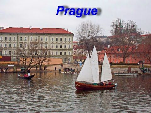 Boat trip on the Vltava in Prague