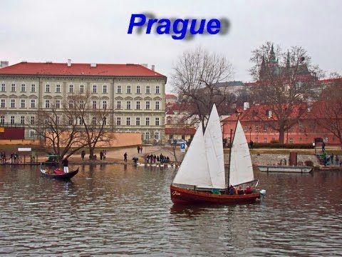 Boat trip on the Vltava in Prague