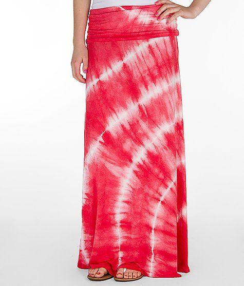 Daytrip Tie Dye Maxi Skirt