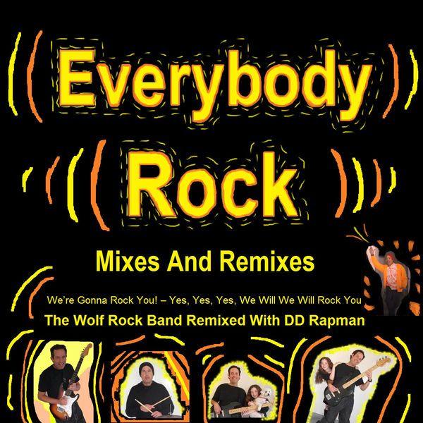 News Videos & more -  Everybody Rock - All Around the World – Remix (feat. DD Rapman) #Music #Videos #News
