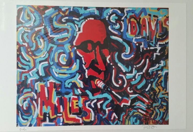 Miles Davis, Jazz Music, Jazz, Jazz Giants, Trumpet, Kinda Blue, Bebop, Cool Jazz, Hard Bop, Modal Jazz, Jazz Fusion, Bandleader, Composer by LiVnSoL on Etsy