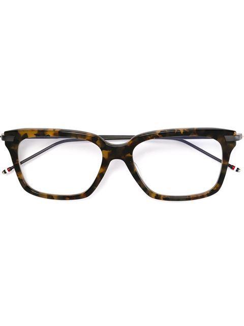 THOM BROWNE . #thombrowne #玳瑁纹眼镜