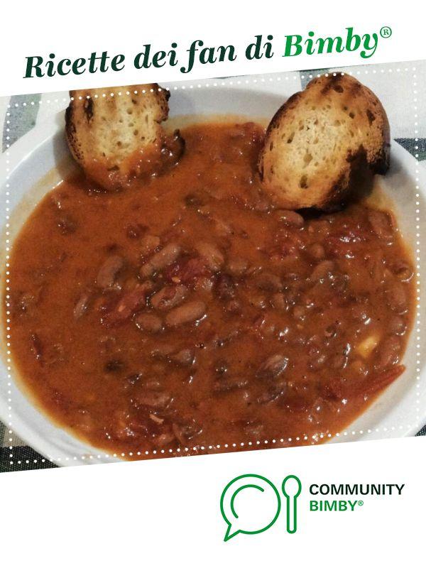 Fagioli piccanti vegan alla messicana è un ricetta creata dall'utente occhidimandorla. Questa ricetta Bimby® potrebbe quindi non essere stata testata, la troverai nella categoria Zuppe, passati e minestre su www.ricettario-bimby.it, la Community Bimby®.