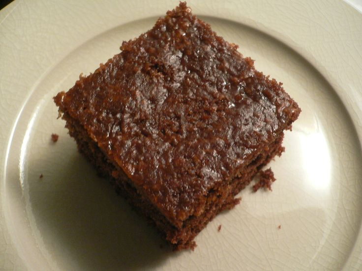 Chocolate Drizzle Cake Thermomix