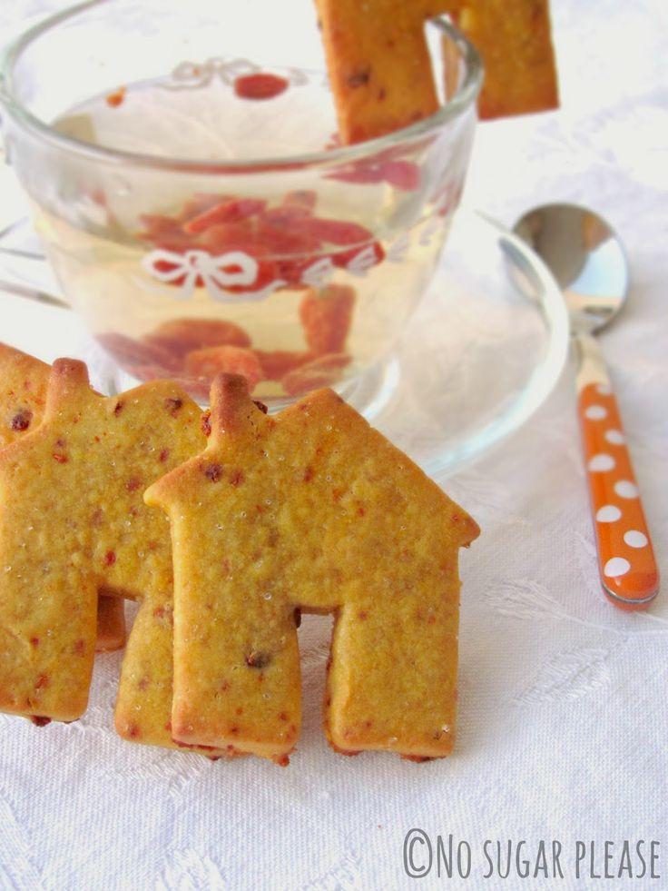 biscotti farina di ceci, vegan