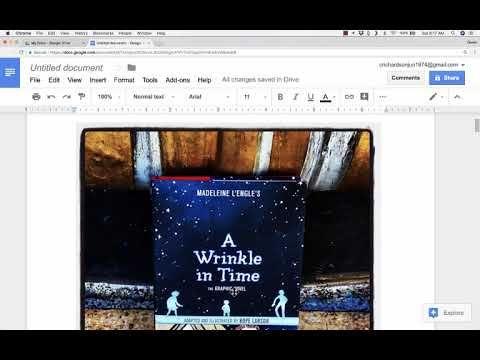 Google Docs Tutorial 2018 Learn how to use Google Docs to create