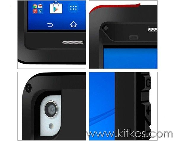 Love Mei Powerful Case Sony Xperia Z3 - Rp 350.000 - kitkes.com