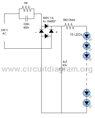 10 best Led lamp circuit schematic diagramm images on Pinterest ...