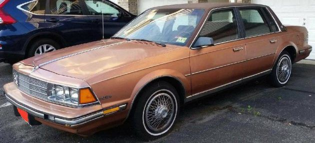 Inching Toward Collectibility: 1982 Buick Century Limited #Survivors #Buick - https://barnfinds.com/inching-toward-collectibility-1982-buick-century-limited/