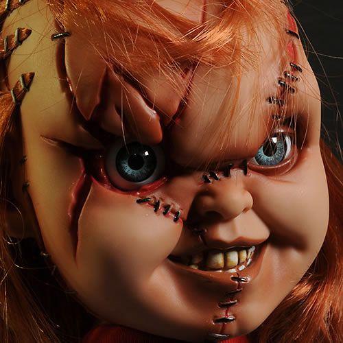 Enquanto não sai o 7º filme do Chucky, o Boneco Assassino, veja os bastidores desse sucesso!