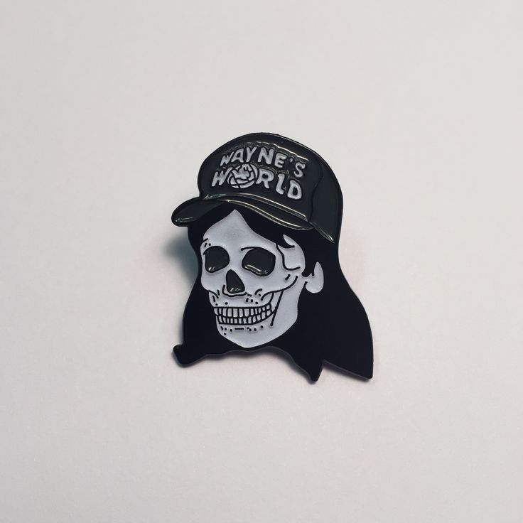 """***PRE-ORDER***These pins will be shipped out as soon as I receive them here at SEANVSTHEROBOTS HQ. I Have been told that I will have my stock before the end of February so pre-order yours today!This soft enamel pin badge is 30mm from top to bottom and glows in the dark! Comes with a secure rubber clutch.""""I know I don't have his looks. I know I don't have his money. I know I don't have his connections, his knowledge of fine wines. I know sometimes when I..."""