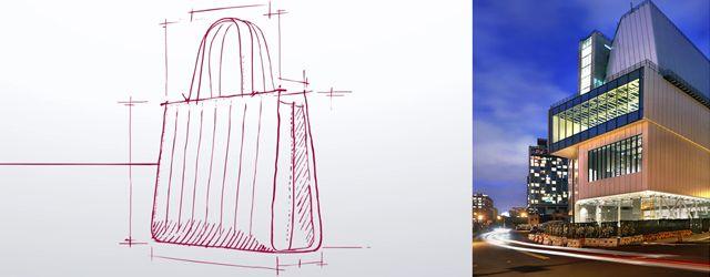 Whitney Bag, arte da indossare