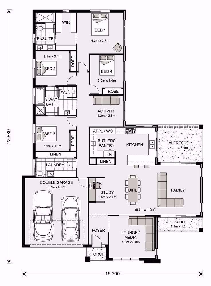 Floor Plans Australian Floor Plans Australian Grundrisse Australisch Plans D Etage Australien Plan Modern Floor Plans Floor Plans Floor Plans Ranch