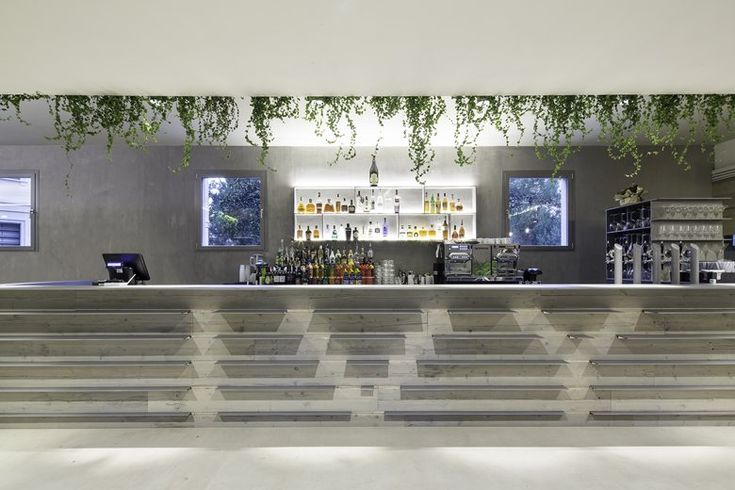 Ivy Restaurant and Lounge Bar, Reggio Emilia, 2015 - NAT Office