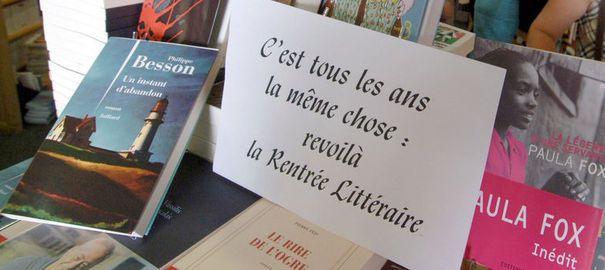 Rentrée littéraire 2013: calendrier des prix d'automne - L'été bat son plein, mais il faut déjà penser à la rentrée littéraire. Pour ne rater aucune date, voici le calendrier des grands prix d'automne, lancés cette année par l'Académie Goncourt.