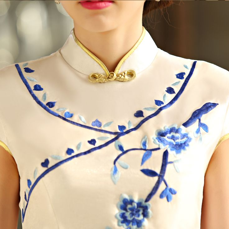 qipao traditional oriental clothing            https://www.ichinesedress.com/
