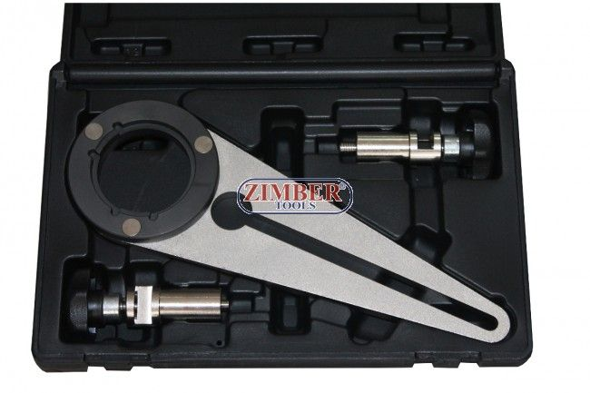 Crankshaft Pulley Holding Tool BMW N47,57- ZR-36BCPHT01 - ZIMBER TOOLS