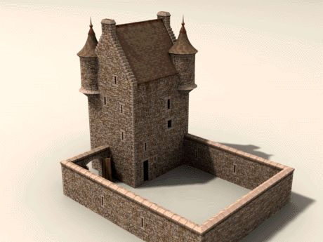 1000 images about castle on pinterest castle homes for Castle house plans small