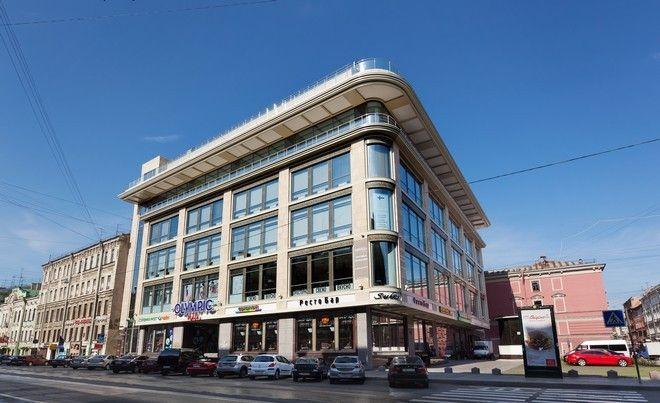 «Olympic Plaza» Multifunctional Trade & Intertainment Center on Marata Street