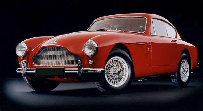 Aston Martin DB MkIII Kado Ultah Ditemukan!