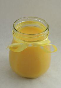 citrónový krém