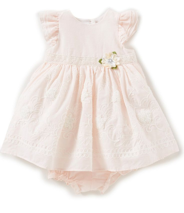 Shop for Laura Ashley London Baby Girls Newborn-24 Months Embroidered Floral-Applique Dress at Dillards.com. Visit Dillards.com to find clothing, accessories, shoes, cosmetics & more. The Style of Your Life.